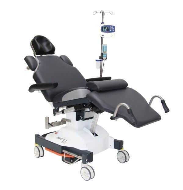 500 XLE Comfort Treatment Chair